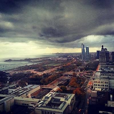 Rain Photograph - It's Raining Folks by Jill Tuinier