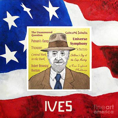 Ives Art Print by Paul Helm