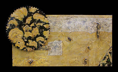 Mixed Media - Ivy Acres by Christopher Schranck