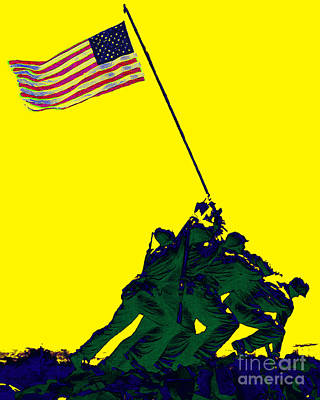 Iwo Jima 20130210p118 Print by Wingsdomain Art and Photography