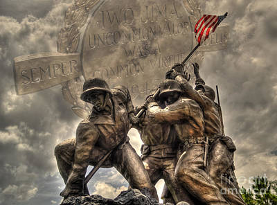 Photograph - Iwo Jima by Timothy Lowry