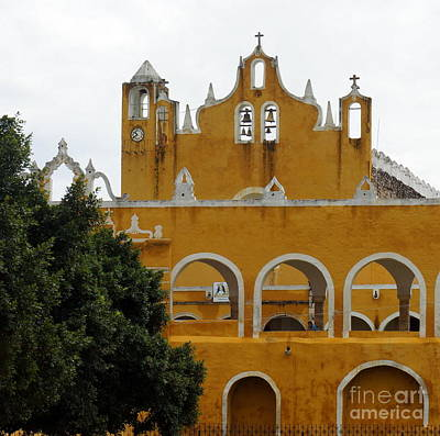 Photograph - Izamal 8 by Rachel Munoz Striggow