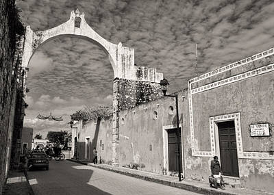 Photograph - Izamal Arch by For Ninety One Days
