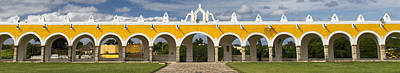 Photograph - Izamal Convent by For Ninety One Days