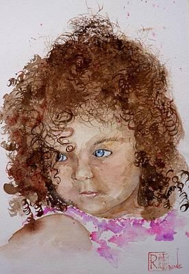 Painting - Izzie by Patricia Ragone