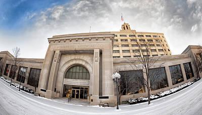 Photograph - J. R. Watkins Building by Al  Mueller