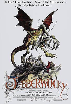 Jabberwocky, Us Poster Art, 1977 Print by Everett