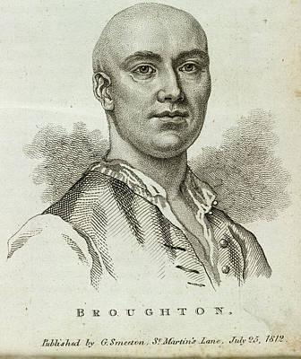 Jack Broughton Art Print