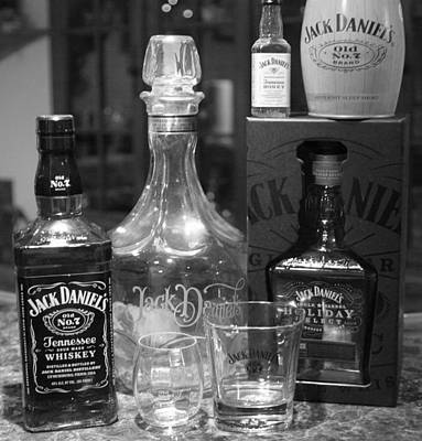 Photograph - Jack Daniel Days by Living Color Photography Lorraine Lynch