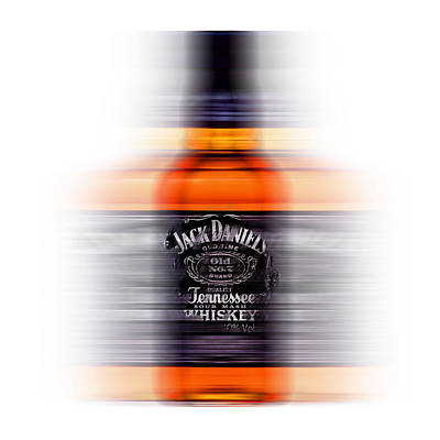 Digital Art - Jack Daniels Whiskey by Nop Briex