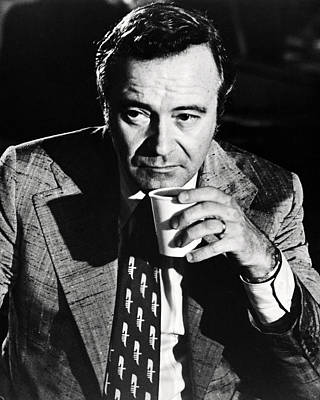 Jack Lemmon In Save The Tiger  Art Print by Silver Screen