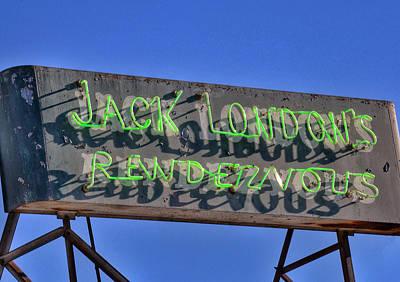 Photograph - Jack London's Rendezvous  by Bill Owen