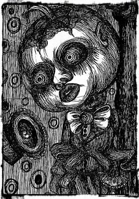 Jack O Lantern Art Print by Akiko Okabe