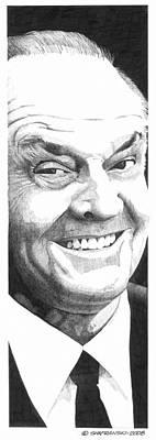 Jack Art Print by Paul Shafranski