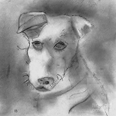 Jack Russell Terrier Print by Elizabeth Briggs