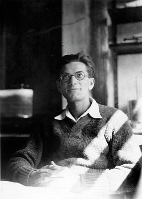 Mbl Photograph - Jack Schultz by American Philosophical Society