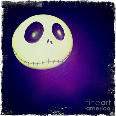Jack Skellington Art Print