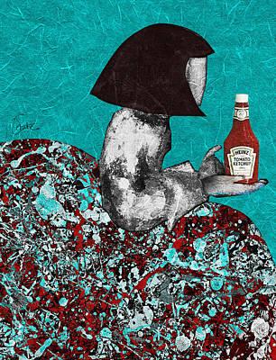 Jack The Dripper And Velazquez. New York Pantone 562 Original
