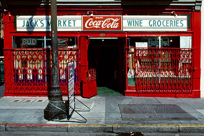 Jack's Market Art Print by David Hohmann