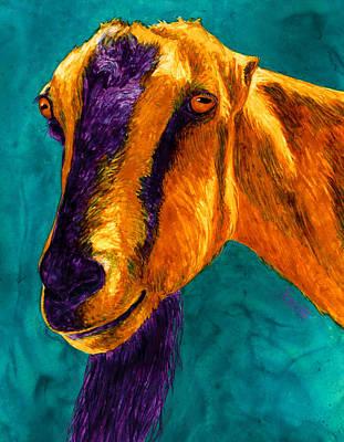 Painting - Jackson by Ann Ranlett