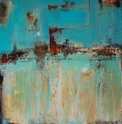 Painting - Jackson Bottom Wet Lands by Lauren Petit