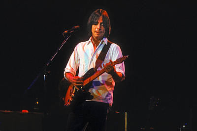 Jackson Browne Photograph - Jackson Browne One by Michael Mastro