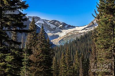 Photograph - Jackson Glacier by Robert Bales