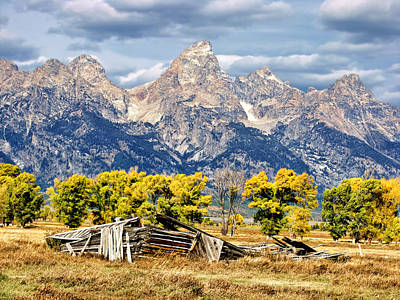 Photograph - Jackson Hole by Kathleen Bishop