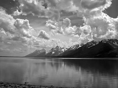 Wild Weather - Jackson Lake by Mark McKinney