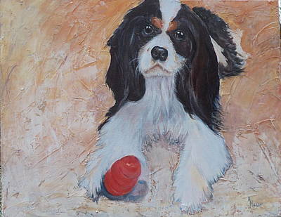 Painting - Jackson by Maureen Pisano