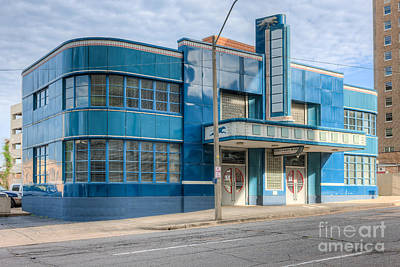 Jackson Mississippi Greyhound Bus Station IIi Art Print