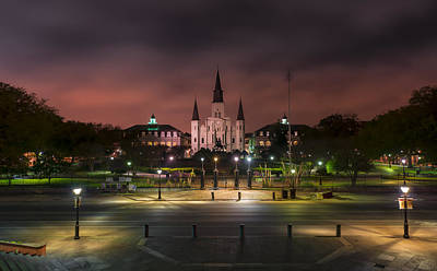 Photograph - Jackson Square by David Morefield