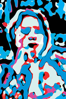 Digital Art - Jackson Who by David Davies
