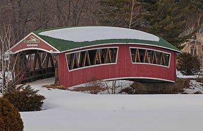 Photograph - Jackson Xc Bridge by Paul Mangold
