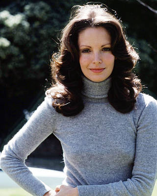 Charlies Angels Photograph - Jaclyn Smith In Charlie's Angels  by Silver Screen