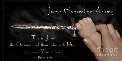 Jacob Generation Art Print