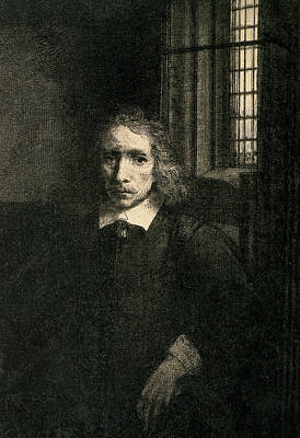 Faces Drawing - Jacob Haaringh by Rembrandt