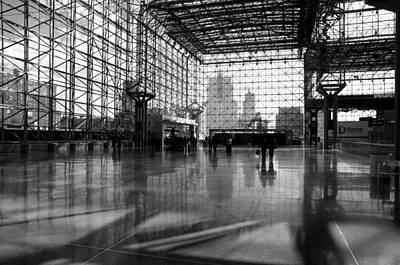Us Senator Photograph - Jacob K. Javits Center by Diana Angstadt