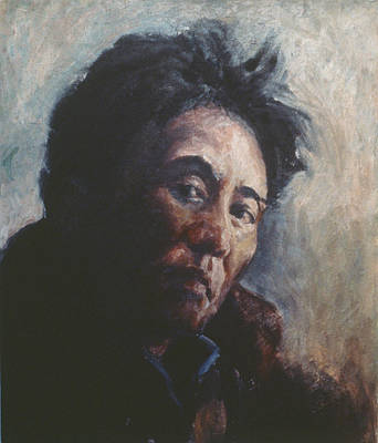 Asian Workers Painting - Jacob by Jesse Gardner