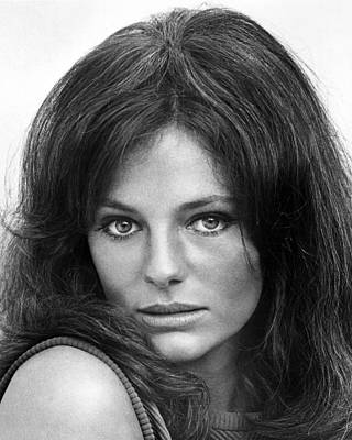 Jacqueline Photograph - Jacqueline Bisset In The Sweet Ride  by Silver Screen