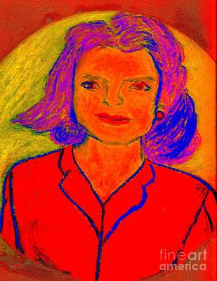 Jacqueline Kennedy Dallas Original by Richard W Linford