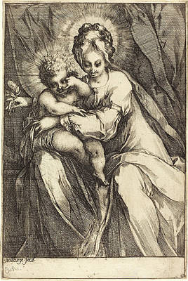 Jacques Bellange French, C. 1575 - Died 1616 Art Print by Quint Lox