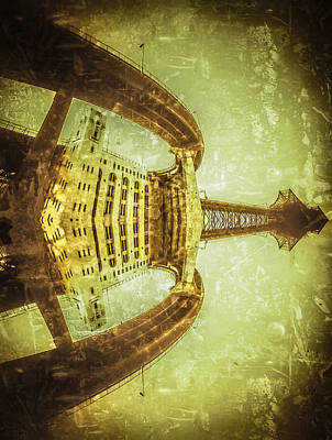 Photograph - Jacques Cartier Reflection by Martin New