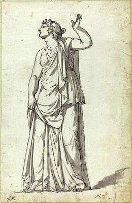 Jacques-louis David French, 1748 - 1825 Art Print