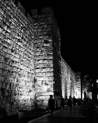 Photograph - Jaffa Gate by Amr Miqdadi