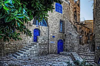 Photograph - Jaffa Neighborhood by Ken Smith