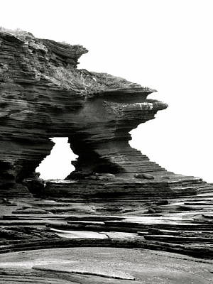 Photograph - Jagged Edge by Corinne Rhode