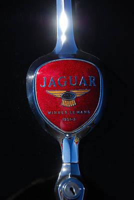 Photograph - Jaguar Le Mans  by John Schneider