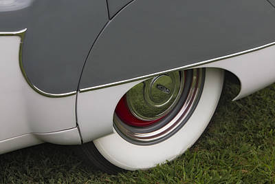 Photograph - Jaguar Mk Ix Classic by Susan Candelario