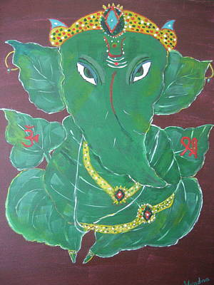 Jai Shree Ganesh Original by Vandna Mehta